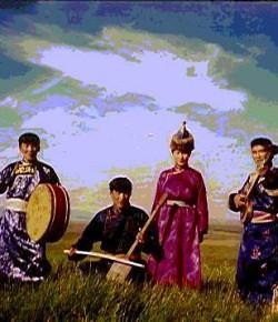 Tuvan/Chinese throat-singing festival