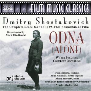 Shoshtakovich_Odna_cdCover