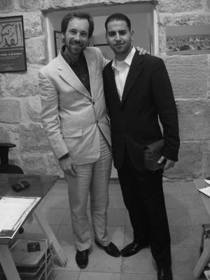 Me and Firaz Gazzaz