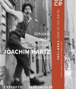 Waterorgan with Joachim Hartz (1961-2021)