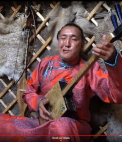 Online throat singing competition Sygyt 2020