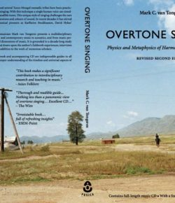 ON SALE : Overtone Singing Book + CD